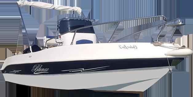 Barca 5.70 metri
